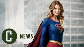 Collider News: Supergirl Season 2 Might Be Moving from CBS to The CW