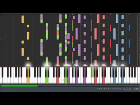 Portal - Still Alive (Synthesia hardest version 100%)