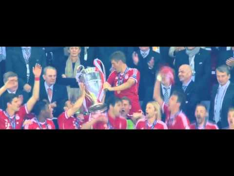 FC Bayern - Trophy & Celebration - Champions League Winner 2013 | HD