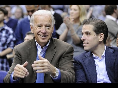 Joe Biden's Son Tests Positive For Cocaine