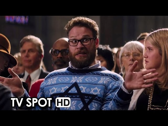 The Night Before TV Spot 'The Holiday Spirit' (2015) HD