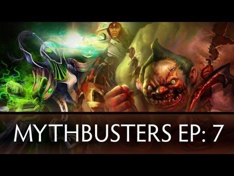 Dota 2 Mythbusters - Ep. 7