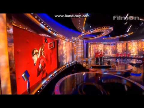 Saturday Night Takeaway celebrities ft. Ashley Roberts perform I Love You Baby (End Of The Show)