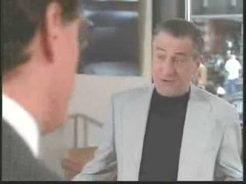 Robert De Niro sells cars !