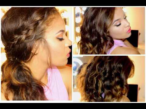 Easy Wavy Hairstyles  Allis Peguero