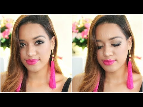 One Brand Makeup Tutorial Ft MAYBELLINE #ColorItYourWay