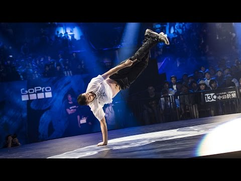 Soso VS Issei | Round Of 16 | Red Bull BC One World Final 2016