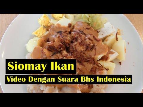 Siomay Ikan Praktis  FULL - Video Dengan Suara Bhs Indonesia