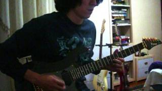 Metallica - Fade To Black Solo (Ercan Ucan)