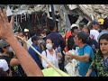Lagu Mexico: 150 die in an earthquake of 7.1 magnitude; rescue operation underway