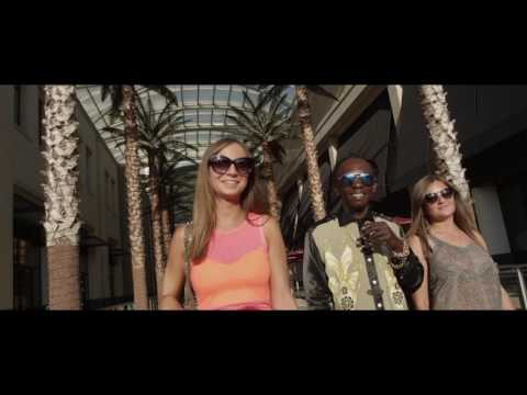 Waconzy Ekpoh reggaeton music videos 2016