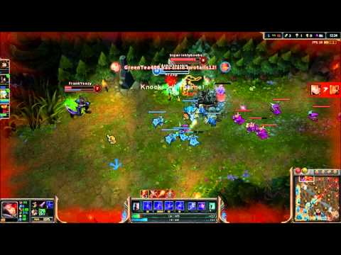 League of Legends - Fiora Top Lane - Full Game Commentary Music Videos