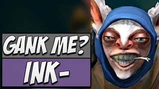 Ink Meepo - GANK ME?   Dota Gameplay