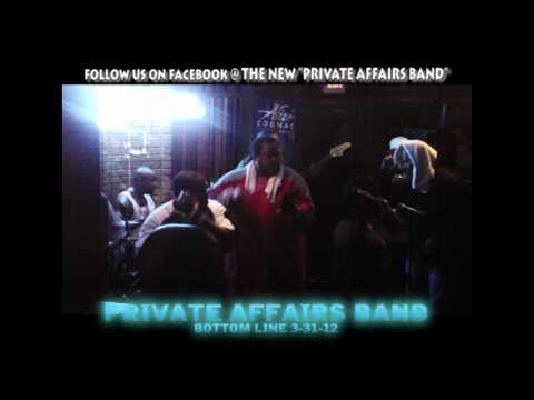 PRIVATE AFFAIRS BAND-EXTREME CRANK ZONE!!!!