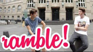 Schule vs. Uni | ramble!
