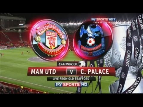Manchester United vs Crystal Palace (2-0) (Footy Fridays) (Goals & Highlights) 14.09.2013