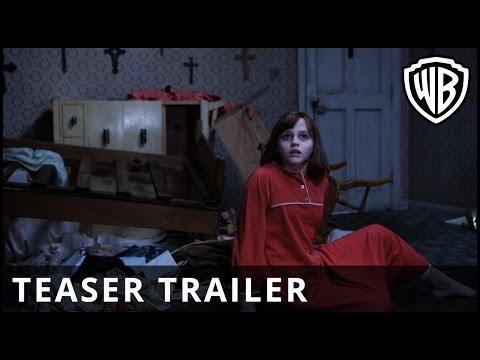 The Conjuring 2 – Teaser Trailer –  Official Warner Bros. UK