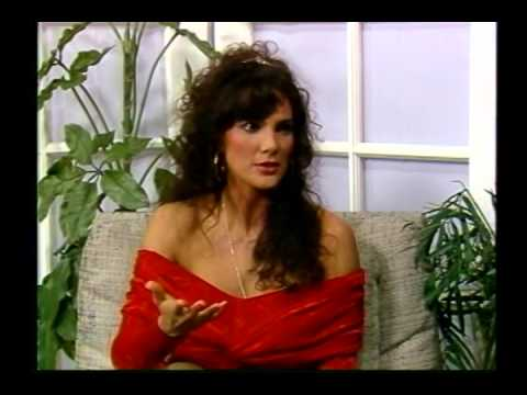 """Around The Town Live (July 10th, 1991),"" Guest Julie Strain, Penthouse Pet of the Month"