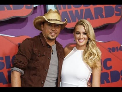 Jason Aldean Is Engaged to Brittany Kerr