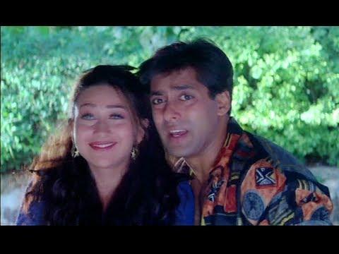 Salman Khan Kissing Krishma Kapoor & Rambhaa - Judwaa - Comedy...