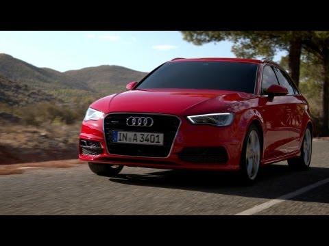 2013 Audi A3 SPORTBACK S-Line 1.8 TFSI quattro (DETAILS) [HD]