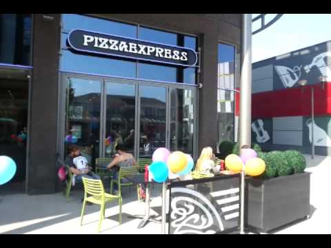 Pizza Express opens at Southwater