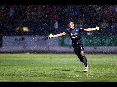 Kawin Thamsatchanan • SCG Muangthong  - Thailand  • Best Saves, Skills Goalkeeper  -2014/ 2015