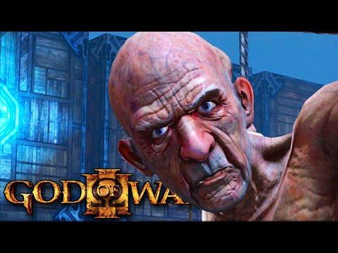 God Of War 3 Chaos - Labirinto De Forma Covarde E Efetiva (24) video