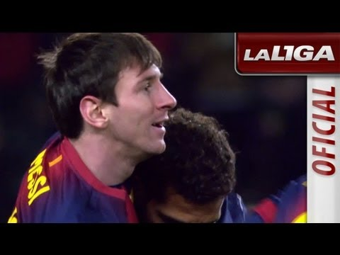 Resumen de FC Barcelona (2-1) Sevilla FC - HD - Highlights