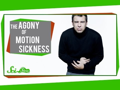 The Agony of Motion Sickness