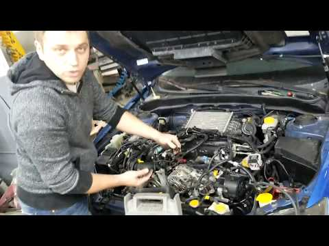 CAN IT BE DONE? SUBARU IMPREZA WRX 08-10 ENGINE SWAP USING 11-14 WRX ENGINE.