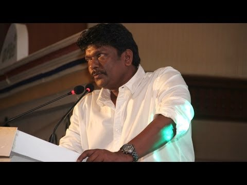Parthiepan at Saivam Audio Launch
