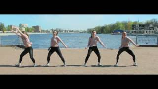 Nesbeth - My dream. Swagga Chicks. DanceHall choreo by DHQ Soboleva Yulia