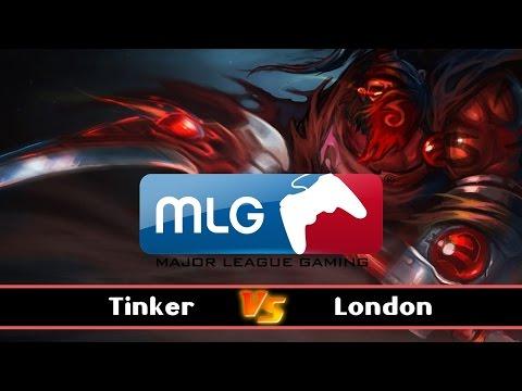 [ Dota2 ] Tinker vs London - jDOTA MLG Pro League S1 - Thai Caster