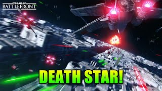The Death Star! Star Wars Battlefront DLC