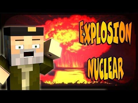 EXPLOSIÓN NUCLEAR Y SUPER ARMAS!! | Rival Rebels - MINECRAFT MOD