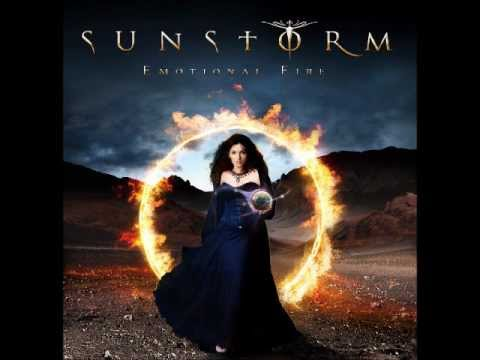 SUNSTORM - You Wouldn't Know Love online metal music video by SUNSTORM