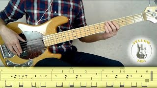 Download Lagu Charlie Puth - Attention (Bass cover with Tabs) Gratis STAFABAND
