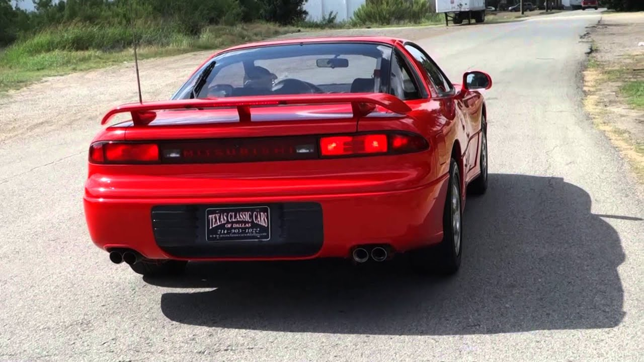 mitsubishi 3000gt pictures posters news and videos on your