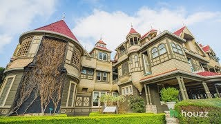 160 Room Winchester Heiress House San Jose-Constant Construction For 38 Years