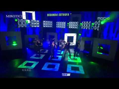 Kim Hyun Joong - Break Down (sub. Español) video