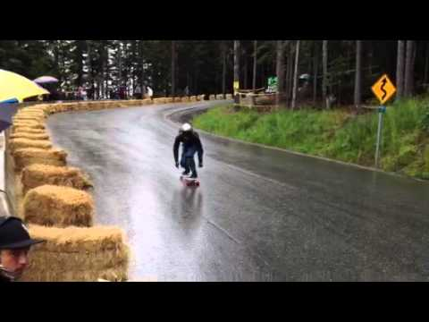 Whistler Longboard Festival Womens Final