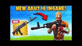 Fortnite- New Ak47