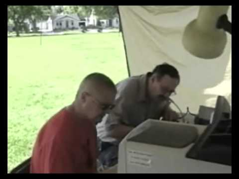 2011 ARRL Field Day, at Stevens Point, WI