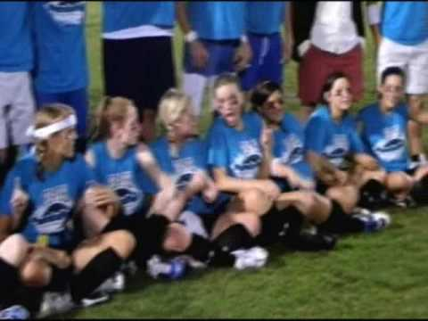 Calhoun Academy Powder Puff Football '09 Part 2