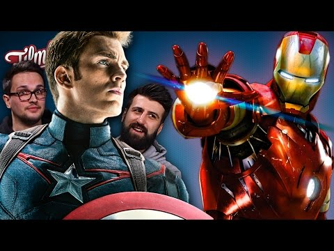 THE FIRST AVENGER: Civil War | Kritik & Besprechung | Marvel Cinematic Universe