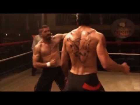 Boyka Vs Dolor - Invicto 3 (undisputed 3) [scott Adkins] video