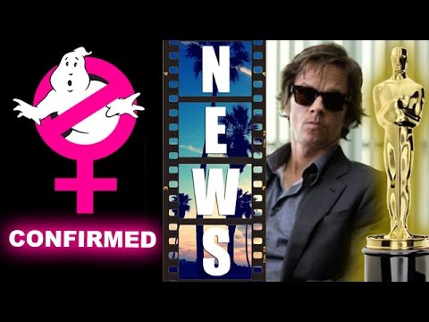 Ghostbusters Female Cast Confirmed! The Gambler is Mark Wahlberg's Oscar Bait! - Beyond The Trailer