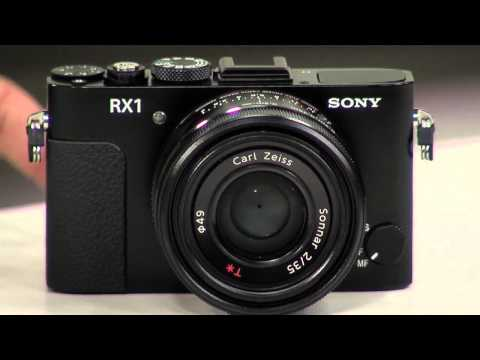 EXCLUSIVE! Sony's New Compact Digital Full Frame Camera the RX1!
