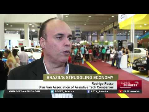 Brazil's suffering economy affecting the disabled